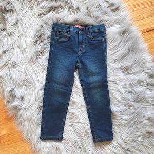 ❤4/$20 Joe Fresh Girls Fleece Lined Jeans